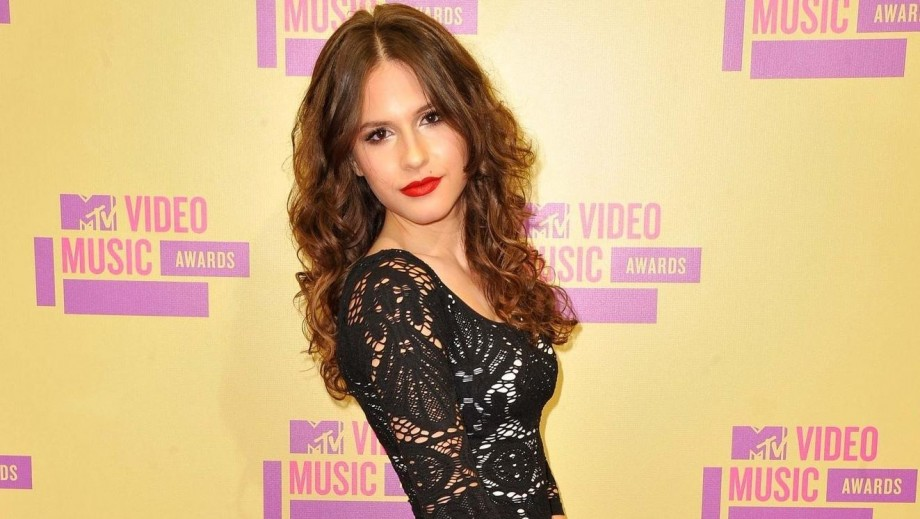 "Erin Sanders shows she is grown up with ""Guilty at 17"""