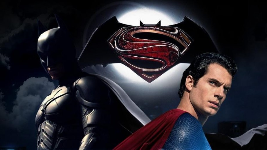 EXCLUSIVE: Ben Affleck and Gal Gadot on set footage of Batman vs. Superman