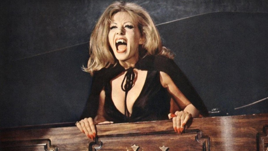 Former actress Ingrid Pitt is honored through an animated film about her life