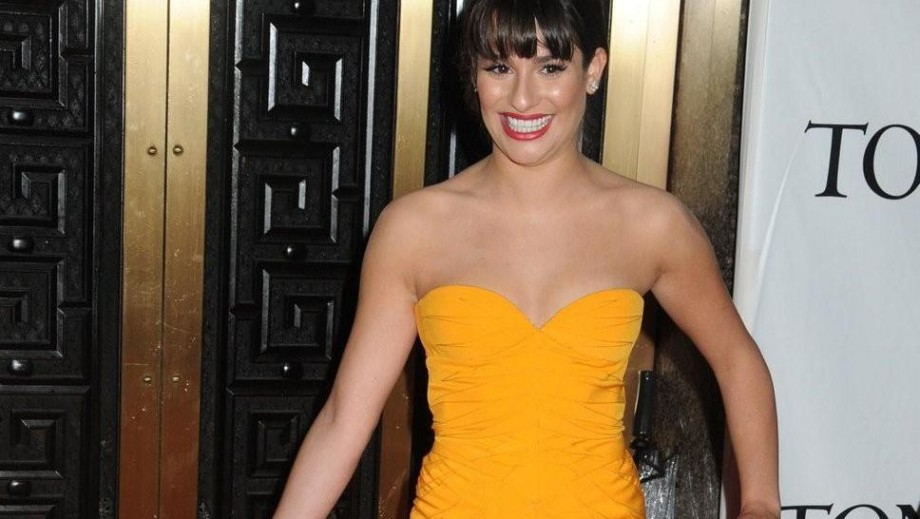 Glee star Lea Michele has revealed her greatest success
