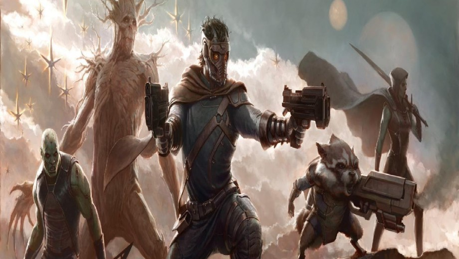 Guardians of the Galaxy to be the new Avengers