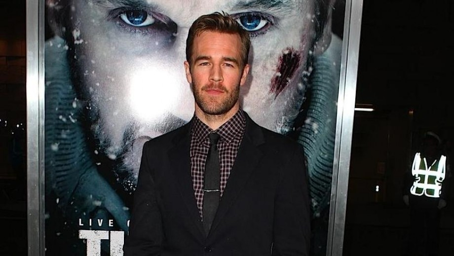 James Van Der Beek takes turn for dramatic with new CSI series