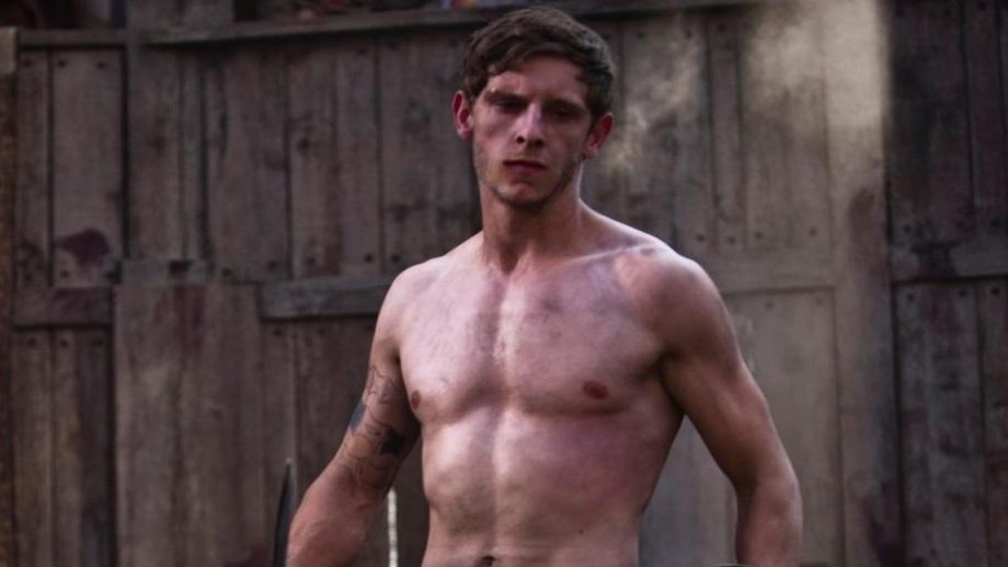 Jamie Bell's career about to take off with 'Fantastic Four' and 'Turn'