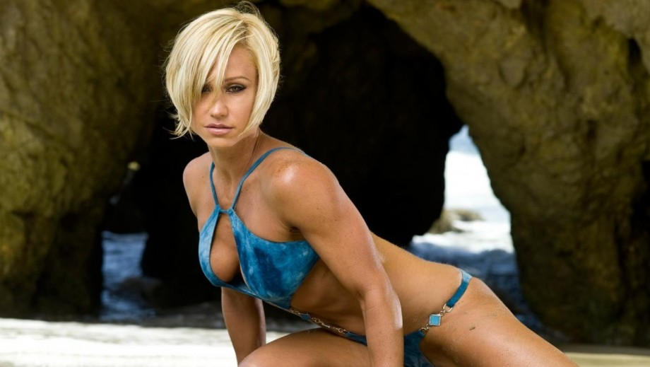 Jamie Eason's success as fitness trainer has some thinking tv future