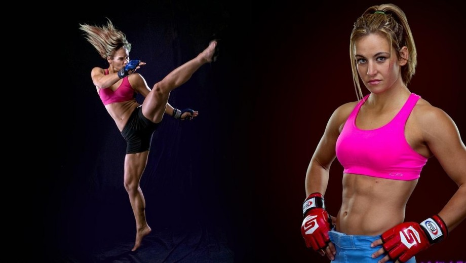 Julie Kedzie makes transition from fighter to Invicta Matchmaker