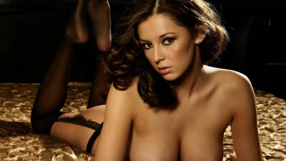 Keeley Hazell's Hollywood career moving in the right direction‏