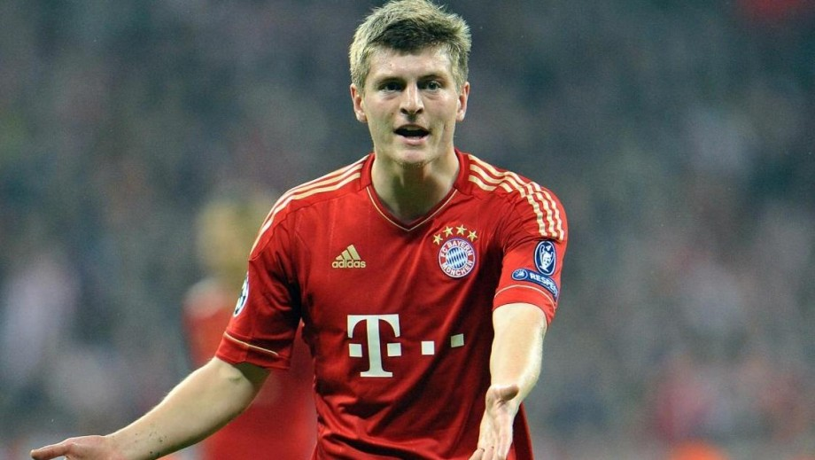 Manchester United favourites to land Toni Kroos this Summer