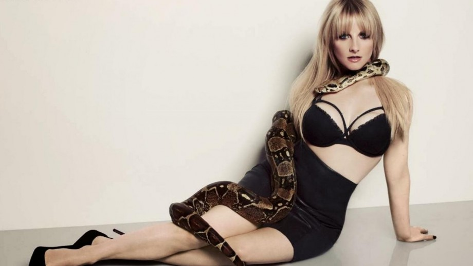 Melissa Rauch loves filming The Big Bang Theory bedroom scenes