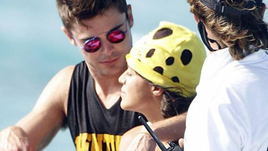 Michelle Rodriguez and Zac Efron still enjoying their time together