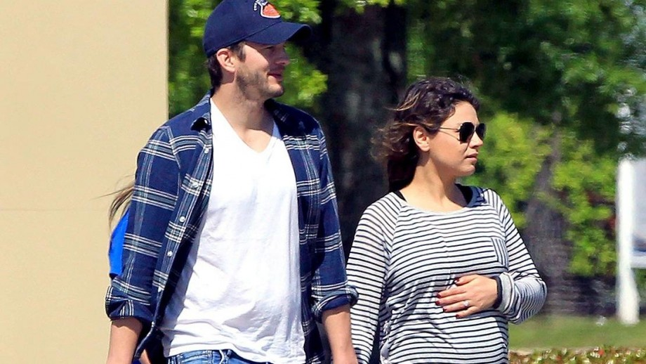 Mila Kunis and Ashton Kutcher to work on second baby straight after their first