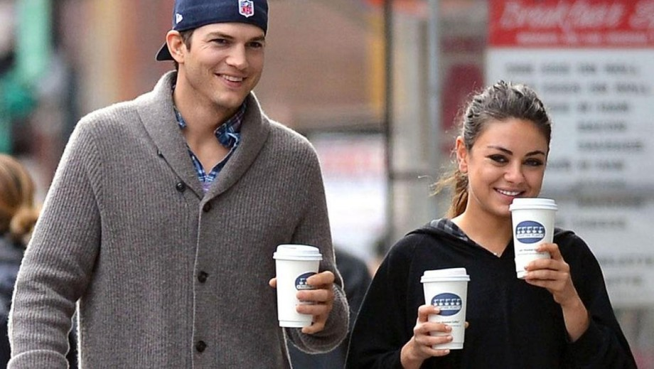 Mila Kunis and Ashton Kutcher trying for a baby?