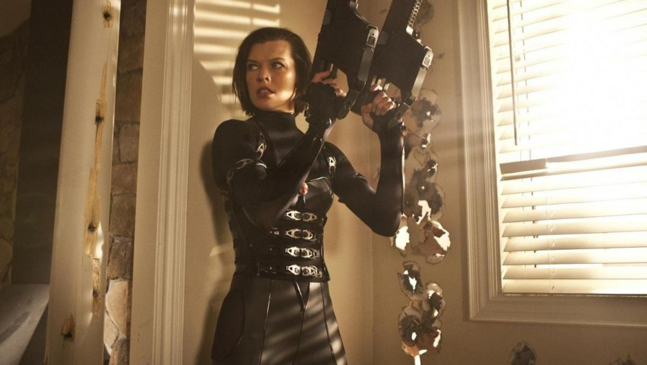 Milla Jovovich preparing for next outing as Alice in Resident Evil 6