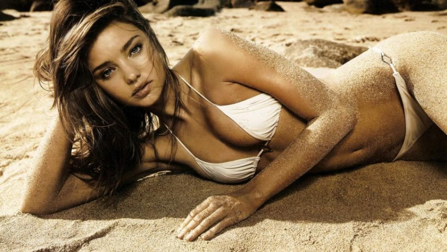 Miranda Kerr's body has changed due to lack of sex
