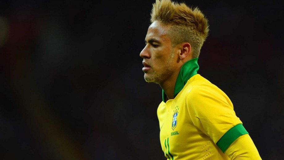 Neymar ready to start for Brazil against Colombia