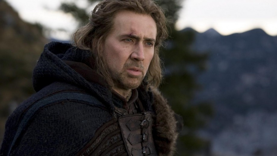 Nicolas Cage proves you don't have to be great to be successful