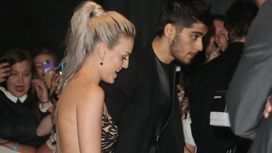 Perrie Edwards says Zayn Malik is a freak when angry