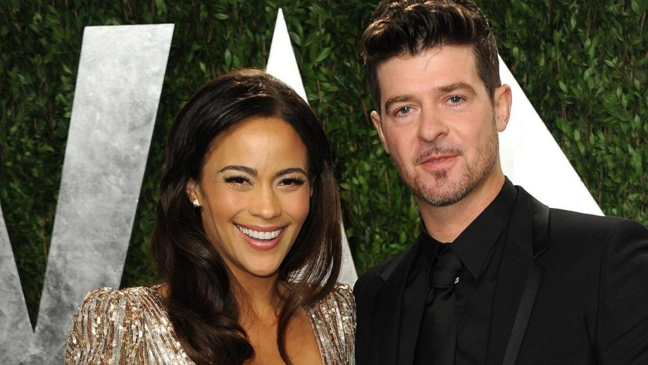 Robin Thicke's 'Paula' album hints at Robin's cheating on ex-wife Paula Patton