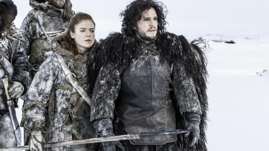 "Rose Leslie and Kit Harington Game of Thrones sex scene was ""weird"""