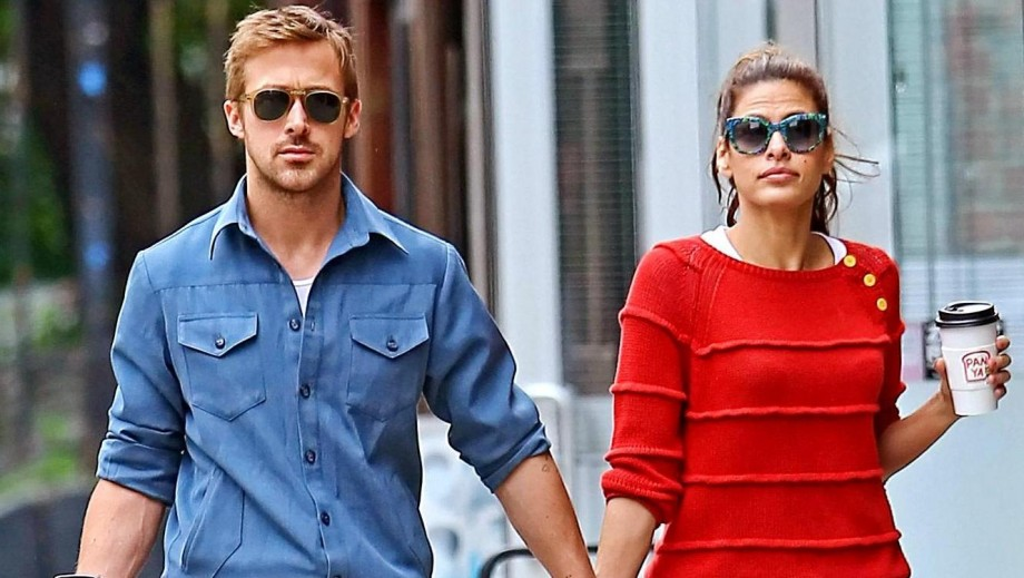 Ryan Gosling and Eva Mendes split rumours laughed off