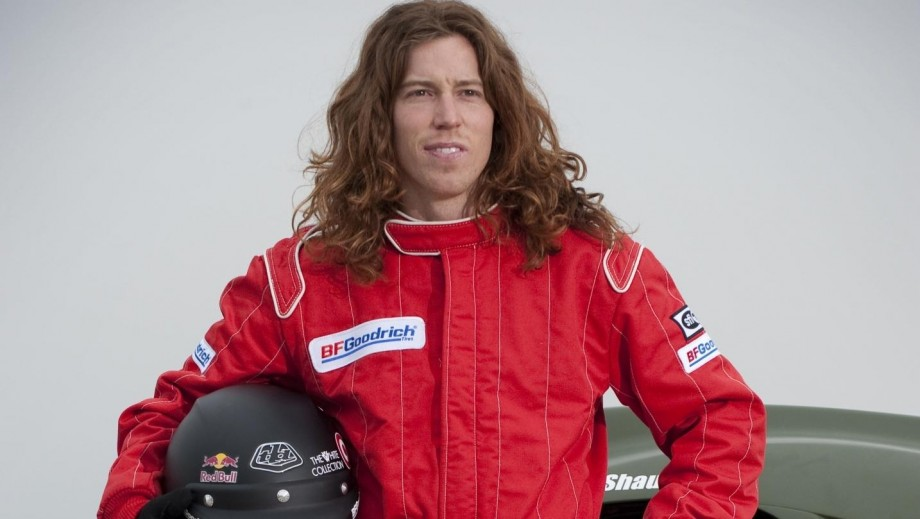Shaun White ready to fight his way to the top of the snowboarding slopes