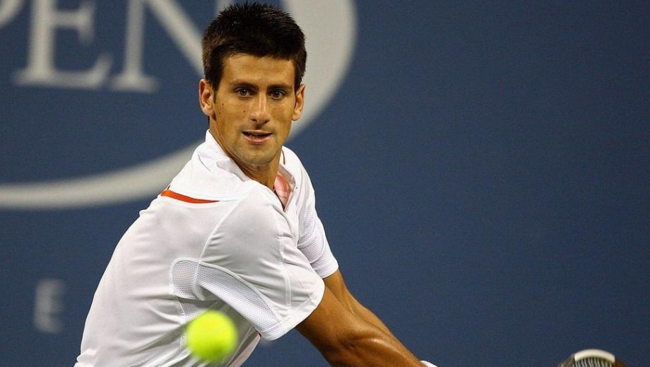 What did Novak Djokovic say at the US open that upset the crowd?
