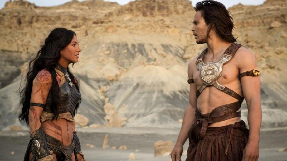 Taylor Kitsch and Lynn Collins still close following John Carter movie