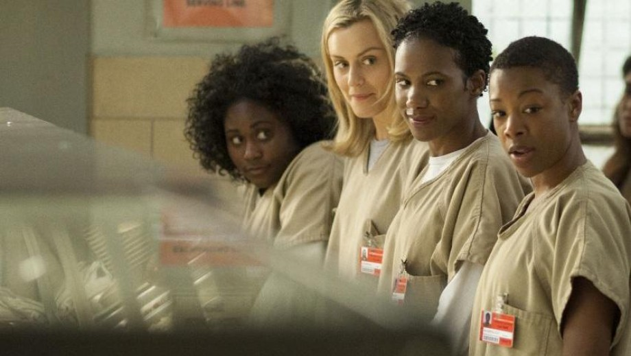 Taylor Schilling praises Orange is the New Black co-star Laura Prepon‏