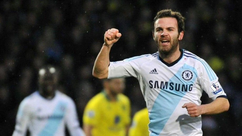 "The Juan Mata Manchester United signing is ""Batman"" call to footballer agents"