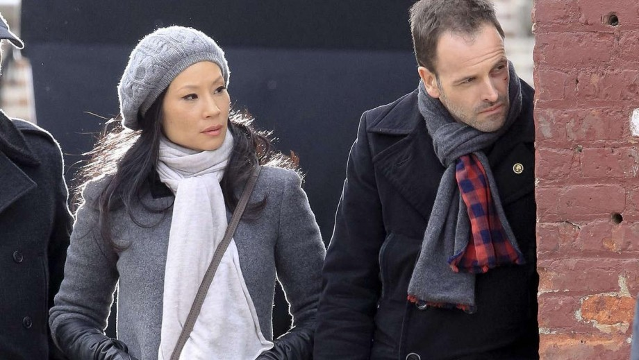 Image result for lucy liu jonny lee miller elementary