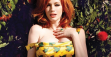 Christina Hendricks intrigues fans with tight underwear for