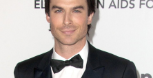 Is Ian Somerhalder's marriage the first of many new ... additions to his life?