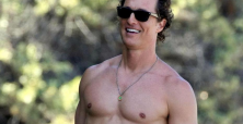 Matthew McConaughey reveals he swapped rom-coms for roles he feared