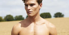 Oliver Cheshire's 'Candid' cover earns him 'elite' model recognition