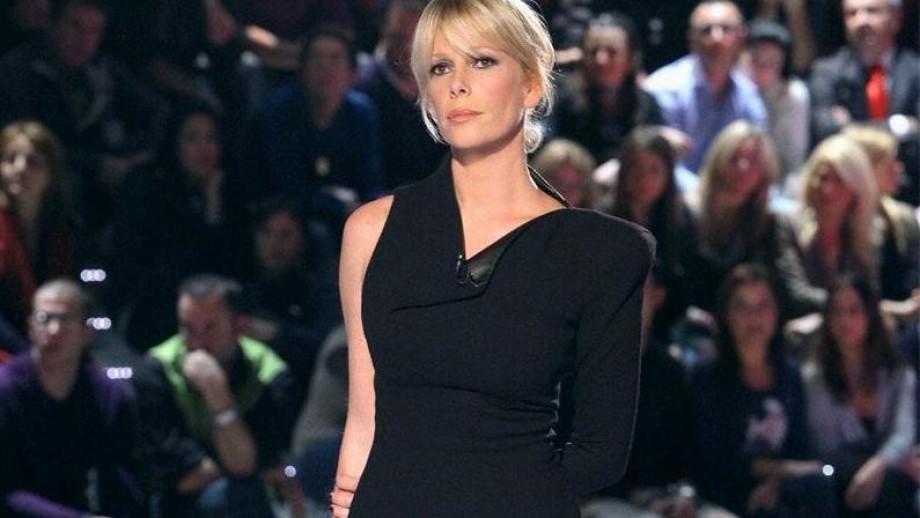 Alessia Marcuzzi is a perfect fit for Hollywood
