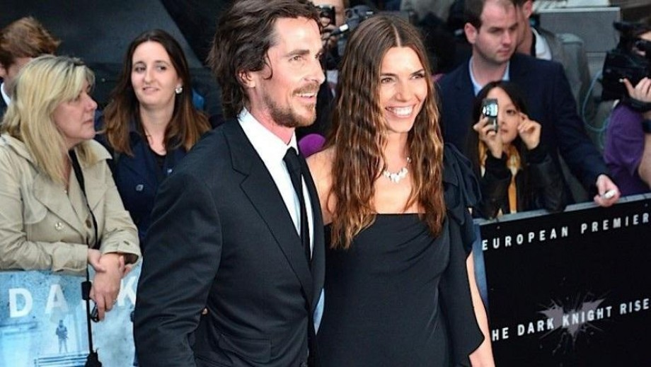Christian Bale is all smiles as wife pregnant with 2nd child