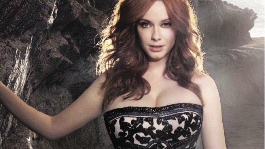 Christina Hendricks admits that 'Joan' character is tougher than her
