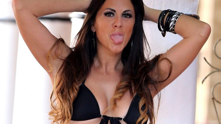 Claudia Romani is a model who can help a business grow in 2014
