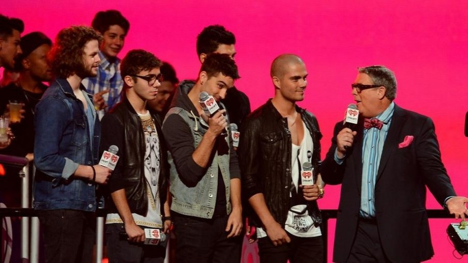 Does Max George think he is too big for The Wanted following split?