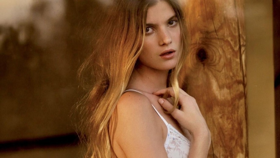 Estee Rammant is a Belgium model on the rise