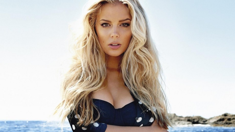 Is Danielle Knudson heading for Sports Illustrated Swimsuit Issue 2015 Rookie Class?