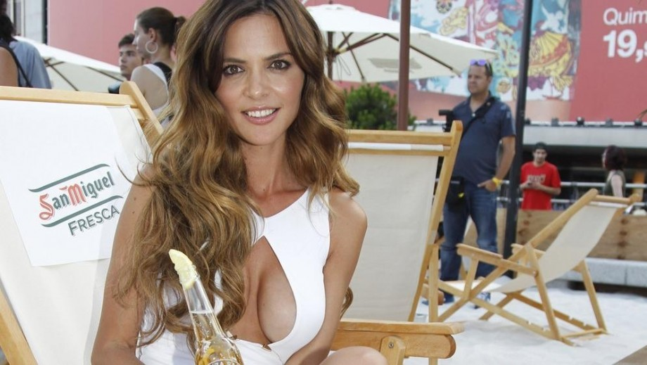 Is the scintillating Romina Belluscio about to return to Spanish tv?