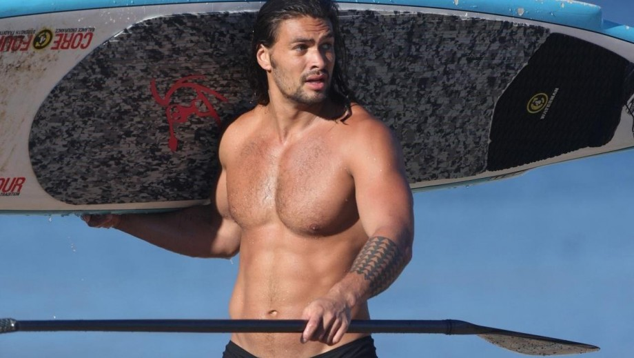 Jason Momoa cast as Aquaman in Batman vs. Superman?‏