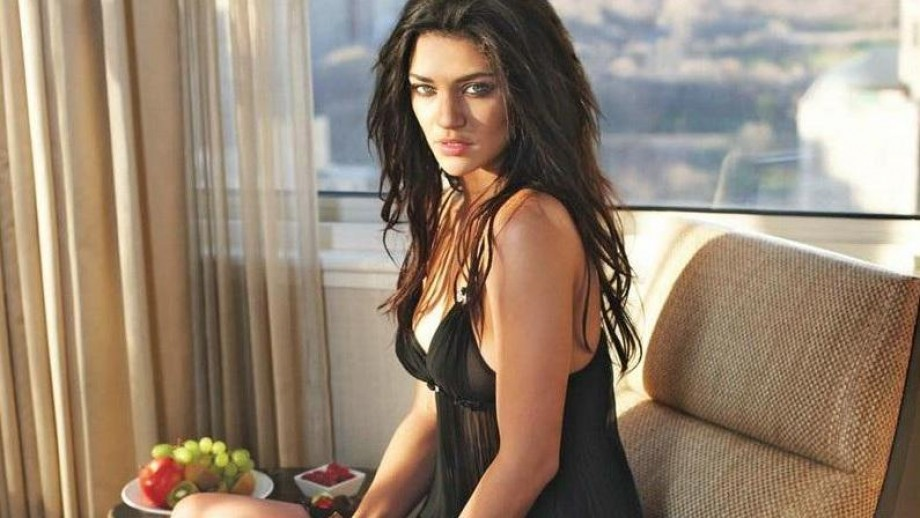 Jessica Szohr has a busy year in 2014 to look forward to