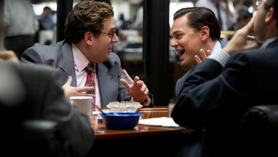 "Jonah Hill's improvisation helped make ""The Wolf of Wall Street"" great"