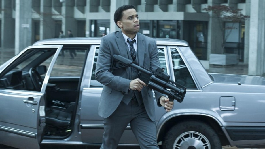 "Michael Ealy admits that ""Almost Human"" cancelation still stings"