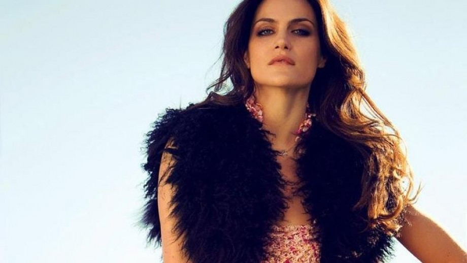 Missy Rayder, a model who conveys sophistication and style