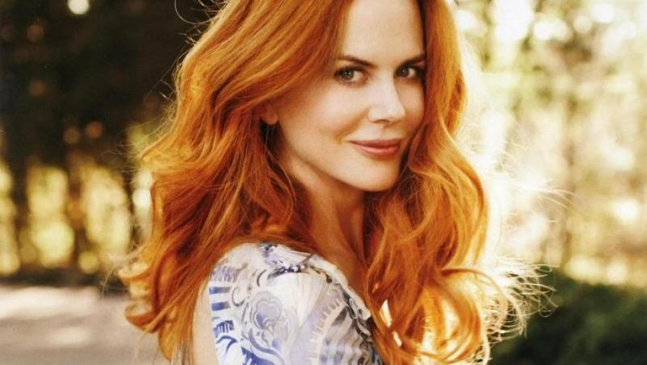 Why is Nicole Kidman so pale?