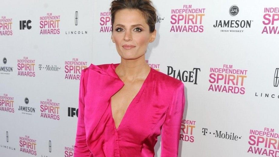 Stana Katic earns attention for fashion style after filming 'The Tourist'