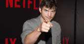 Ashton Kutcher gives his top parenting tip