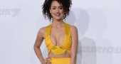 Nathalie Emmanuel says her hair is her greatest asset